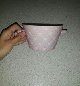 Миска/чашка/салатник для еды