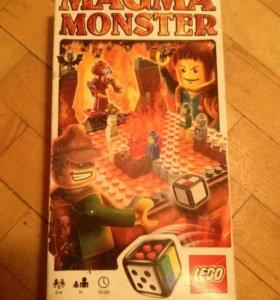 MAGMA MONSTER LEGO