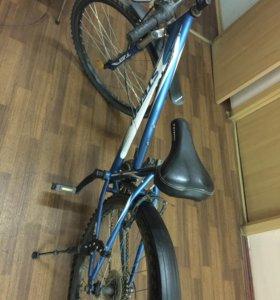 Велосипед!Требуется замена шин и ремонт тормозов!