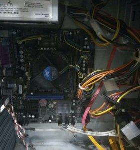 Продам компьютер i3 с 19 дюймовым монитором