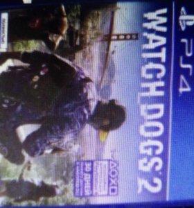 Продам wotch dogs 2
