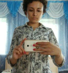Рубашка на пуговицах