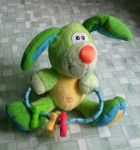 Погремушка-игрушка