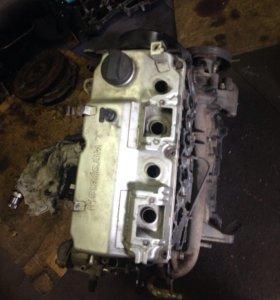 Митсубиси Лансер 9 Двигатель в разборе
