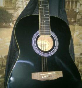 Гитара Euphony EW-100BK