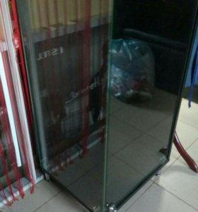 Витрина стекло+лдсп