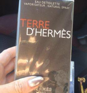 Мужские духи Hermes