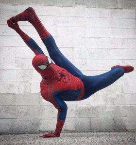 Костюм Человек-паук Spiderman#супергерои#косплей