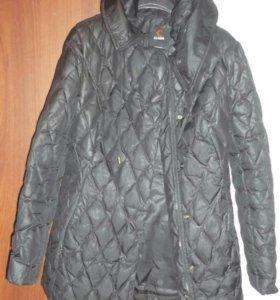 Продам стеганую куртку