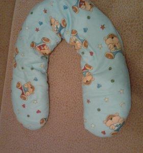 ортопедическая подушка от младенчества до года