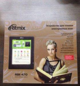 Электронная книга Ritmix rbk-470.
