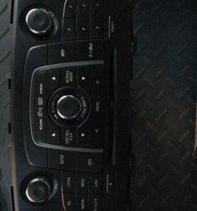 Головное устройство мазда 5 2011г.в.