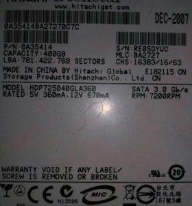 Жесткий диск HITACHI Deskstar