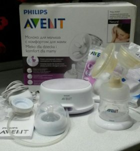 Электронный молокоотсос Avent Philips