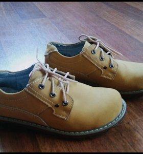 Ботинки женские 36-37