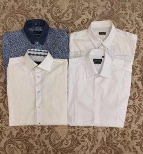 Рубашки брендовые в отличном состоянии