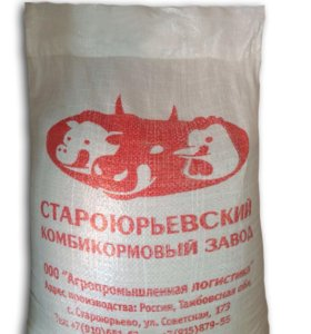 ПК - 1 полнорационный комбикорм для кур несушек
