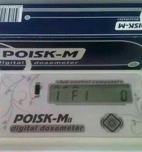 Дозиметр бытовой Поиск-М