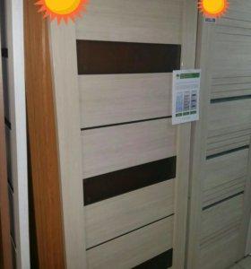 Дверь Экошпон Глянец Новинка
