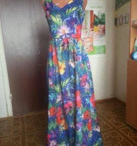 платье, совершенно новое