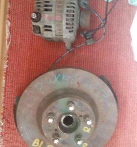 Ступецу генератор радиатор ветровки