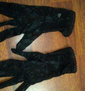 Перчатки сетка