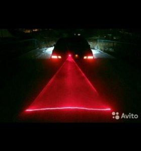 Лазерный стоп-сигнал