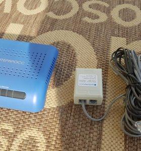 ADSL-модем InterCross ICxDSL 5633 E