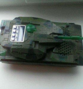 Колонка танк