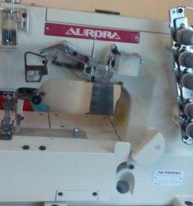 Плоскошовная промышленная машина