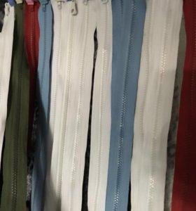 Молнии для верхней одежды