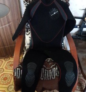 Гидрокостюм мужской для подводного плавания