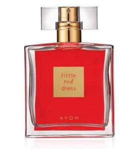 Парфюмерная вода AVON Little Red Dress, 50 мл