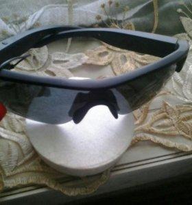 очки солнцезащитные с блютус
