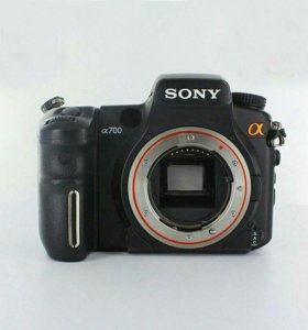 Фотоаппарат Sony A700
