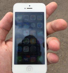 iPhone 5 СРОООЧНО!!!