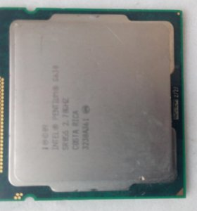 Продам процессор Intel pentium g630