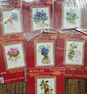 Набор для вышивки RIOLIS