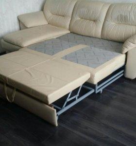 диван с атоманкой
