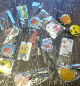 Ключи брелки чипы для домофона