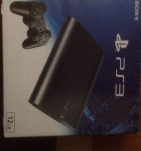 PlayStation3 + 500Gb доп. памяти
