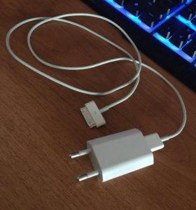 Оригинальная зарядка iPhone 4/4s