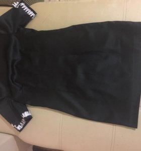 Школьное платье для выпускных классов