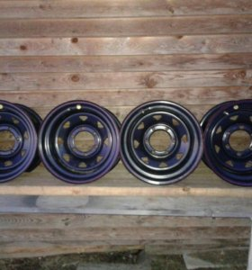 Диски ORW Off Road Wheels