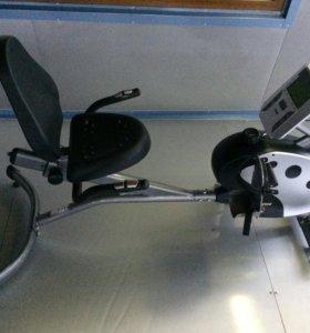 Магнитный велотренажер Atemi AC 602 RA