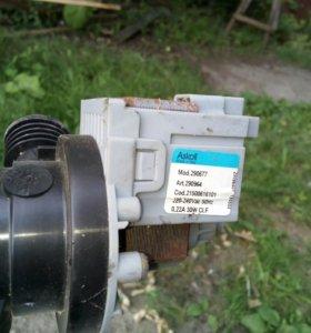 Насос к стиральной машине индезит 9002121443