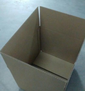 Новые картонные коробки 370*320*310