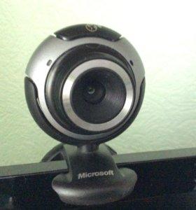 Microsoft LifeCam VX-3000, веб-камера
