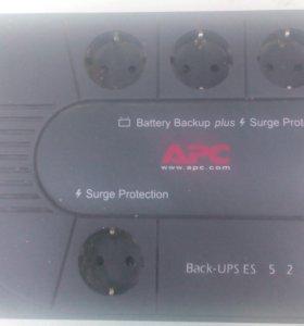 ибп APC без аккумулятора