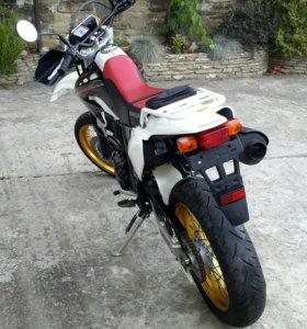 HONDA XR400 MOTARD